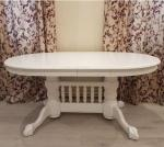 Стол обеденный овальный Азия белый,стол обеденный,купить обеденный стол,столы обеденные раздвижные,стол трансформер обеденный, стол журнально обеденный,обеденный стол для кухни,обеденные столы и стулья,стол обеденный раскладной, стол обеденный стеклянный,стол обеденный недорого,стол обеденный белый,купить стол обеденный раздвижной,