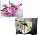Орхидеи, двухсторонняя