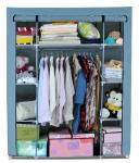 Nurian WR-1303-09 Blue,стойка для одежды напольная, стойка для одежды,стойка для одежды напольная фото,стойка для одежды купить,стойка для одежды купить в москве