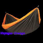 Туристический гамак для двоих Voyager Orange, гамак туристический,купить гамак туристический,la siesta гамак туристический купить, купить туристический гамак +в москве,гамак туристический купить +в спб,интернет магазин гамаков,