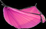 Туристический одноместный гамак Voyager Purple, гамак туристический,купить гамак туристический,la siesta гамак туристический купить, купить туристический гамак +в москве,гамак туристический купить +в спб,интернет магазин гамаков,