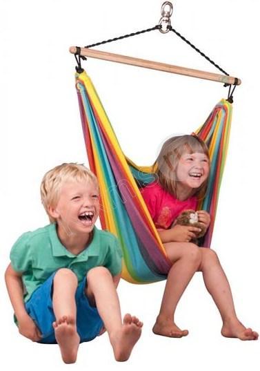 Детский подвесной стул Iri