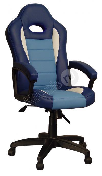 Компьютерное кресло Дик 2,Компьютерное кресло Дик 2 синее,