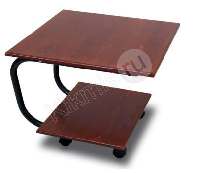 Прямоугольный журнальный столик Дуэт 11 М