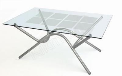 Прямоугольный журнальный столик Дуэт 8