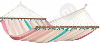 Двухместный подвесной гамак с рейками Colada