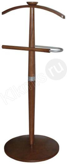 Галант 348 темнокоричневый, костюмную вешалку купить, купить вешалку костюмную напольную, купить вешалку напольную деревянную, вешалки напольные недорого
