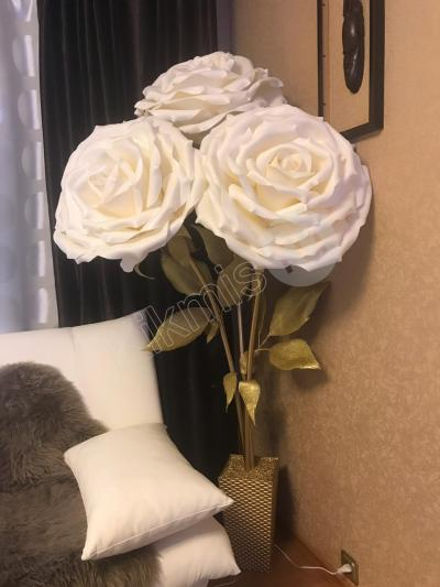 светильники из ростовых цветов из изолона,ростовые цветы светильники из изолона, прикроватный светильник из изолона,купить светильник розу из изолона, светильник из изолона цена,цветы светильники из изолона купить,цветок фоамирана, настольные светильники из изолона,видео светильник роза из изолона,иранский фоамиран,
