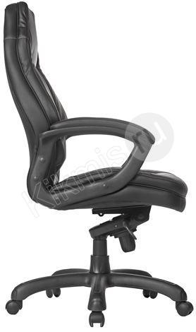 """Кресло руководителя """"ЮТА"""" (черный)"""