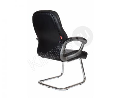 """Конференц кресло """"Флорида-2П"""" (черный)"""