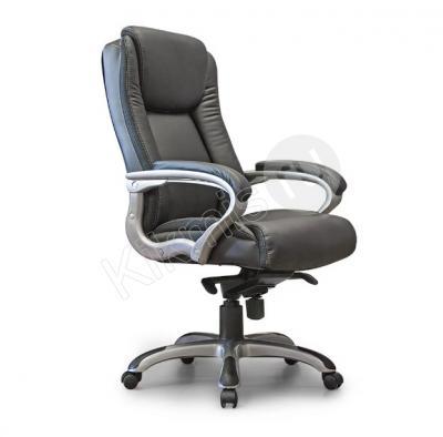 Кресло руководителя Консул экокожа черная МБ,кресло руководителя,офисный кресло,компьютерный кресло,компьютерный кресло купить, купить офисный кресло,офисный мебель,стул офисный,купить кресло, компьютерный стул,игровой кресло,кабинет руководитель,эргономичный кресло,