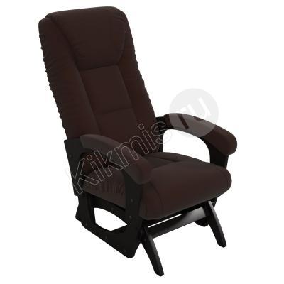 Кресло-глайдер Леон ткань шоколад,качалка цена,кресло глайдер,кресло мешок,кресло отдых,кресло мягкий,кресло качалка подвесное, кресло качалка маятниковая,кресло качалка где,складное кресло качалка,кресло качалка складная, кресло качалка папасан,кресло качалка 44,мамару кресло качалка,плетеное кресло качалка купить, кресло качалка с подножкой,кресло качалка купить в интернете,кресло качалка для мамы, кресло качалка 4,где купить кресло качалку,купить кресло качалку в интернет магазине,