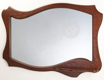 Зеркало Миледи с полкой