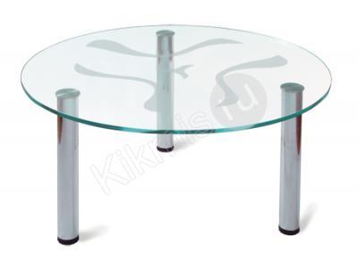 Круглый журнальный столик Робер 6 М