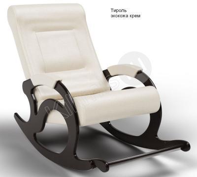 """Кресло-качалка """"Тироль""""с подножкой экокожа крем,кресла для отдыха небольших размеров,кресла для отдыха недорого в москве,кресло дом, кресло для отдыха купить в москве недорого,кресло для отдыха распродажа,кровать отдых, распродажа кресел для отдыха в москве,небольшие кресла для отдыха с высокой спинкой, купить кресло для отдыха в москве распродажа,купить кресло для отдыха недорого распродажа, кресла для отдыха до 5000 рублей,удобное кресло для отдыха,кресло подлокотниками отдыха,"""